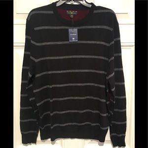 Club Room LaneRossi Merino Sweater Sz Medium NEW